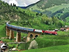 Rode the train across Romania in some of the most beautiful landscape is in Romania. Location Map, Photo Location, Go See, To Go, Timeline Photos, Czech Republic, Beautiful Landscapes, Hungary, Places Ive Been