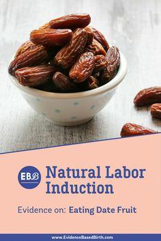 Natural Labor Induction Series: Eating Dates June 21, 2017 by Rebecca Dekker