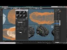 Creating realistic clouds for fluid simulation - YouTube