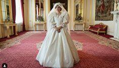 Elizabeth Ii, Princess Diana Wedding Dress, Princess Anne, Camilla Parker Bowles, Margaret Thatcher, Helena Bonham Carter, Gillian Anderson, Prince Charles, The Crown Serie