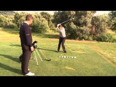 Golf pro Simon Holmes takes you through a 35 ball drill using a different range of clubs you will use on the #golf course to get you perfectly ready and warmed up for your golf game.