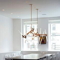 Five Favorites: American Made Modern Lighting Brands. Craft Room  LightingDining ...