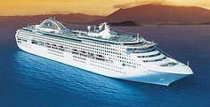 take a week long cruise to any where.