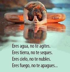 Yoga Mantras, Yoga Quotes, Vie Positive, Positive Mind, Positive Vibes, Kundalini Yoga, Yoga Meditation, Motivational Phrases, Inspirational Quotes