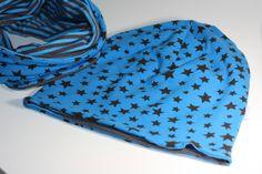Mützen - Beanie Mütze zum Wenden - ein Designerstück von kasuess bei DaWanda