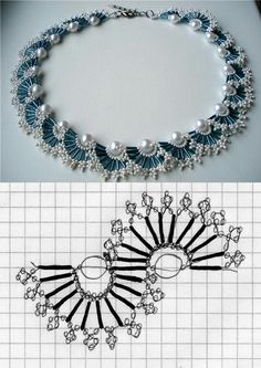 necklace pattern...