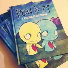 OMG I need this!!! I love Zi and Pon!
