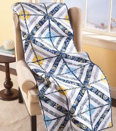 Free Quilt Pattern from Joann.com