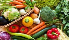 Os Benefícios das Frutas e Legumes