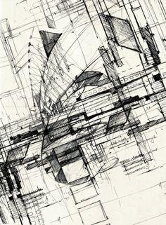 Architecture-city-plan-overlay-diagram
