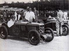 MG J4 1934 race car