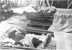 Archduke Franz Ferdinand of Austria and his wife, Duchess Sophie of Hohenberg | Assassinated June 28, 1914