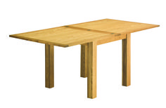 Bordeaux Flip Top Dining Table (shown here in its open, extended position)