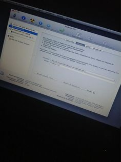 Will open the Disk Utility and there you will format your HD to Mac OS Extended (Journaled)
