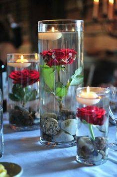 Mariage : 13 idées de décoration florale repérées sur Pinterest