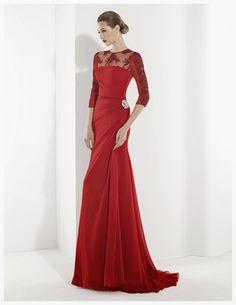 Vestidos de fiesta | Franc Sarabia Colección 2014 | Vestidos | Moda 2013 - 2014
