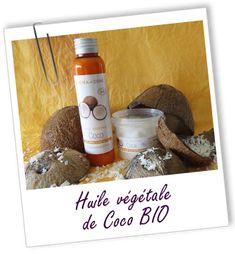Huile végétale Coco BIO Aroma-Zone