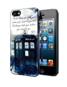 Tardis Doctor Who Smoke Quotes Samsung Galaxy S3/ S4 case, iPhone 4/4S / 5/ 5s/ 5c case, iPod Touch 4 / 5 case