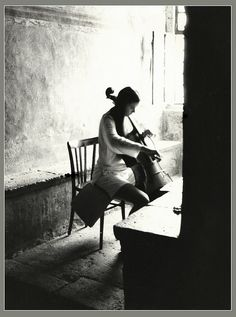 sometimes i wish i could still play the cello