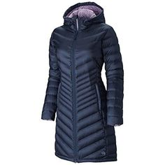 Mountain Hardwear Women s Nitrous Hooded Down Parka Jacket 44fd05f5d3fe