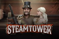 ➤ Enjoy Steam Tower™ online slot FREE demo game at SlotsUp™ ✅ Instant Play! ✚ Best NetEnt Online Casino List to play Steam Tower Slot for Real Money ✓ Team Online, Slot Online, Slide Games, Online Casino Reviews, Software House, International Games, Entertainment Sites, Play Game Online, Steampunk Design