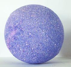 Bath Bomb Fizzy lush Lavender Scent 3.8 oz 110 g fizzies odor Amazing fragrance  #Unbranded