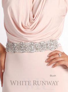 Baci Embellished Belt