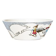 Moomin Winter Bowl 2014 - Skiing with Mr Brisk Christmas 2014