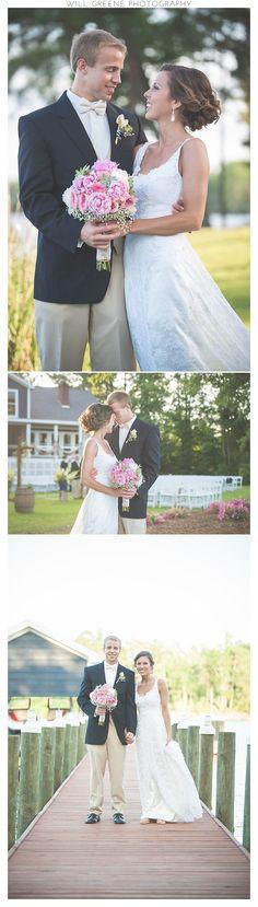 Bath, NC Wedding