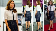 Crown Princess Mary attends opening of the Mental Health Foundation Conference 2014 September 10, 2014
