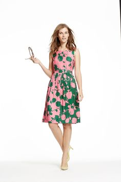 Greenery goes graphic. #Boden #springpreview