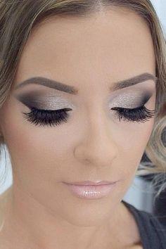 b5c6400ce5 Check this out >> Smokey Eye Look? #eyemakeupforbeginners #EyeMakeupSimple