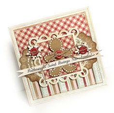 Karola's gingerbreadman card variation 1