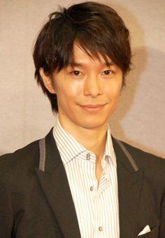Hiroki Hasegawa (actor-Japan) 長谷川博己(俳優)