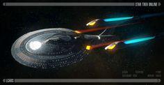 Wizkids-Promo: Angriffskreuzer der Vizier Klasse   Star Trek Online