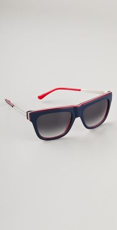 Marc by Marc Jacobs Triple Laminate Sunglasses Wayfarer Sunglasses, Oakley Sunglasses, Sheepskin Ugg Boots, Marc Jacobs Handbag, Ugg Boots Australia, Boots For Sale, I Love Fashion, Fendi, Box