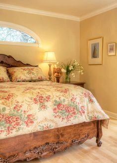 Marin County Bedroom, Patti Cowger, PLC Interiors