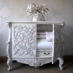 French Baroque Cabinet