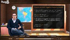 Pronomi Personali in Inglese - La Media dell'8 - Dario Fanara - Corso on...