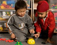 Resources for using BeeBots for programming experiences  with young children