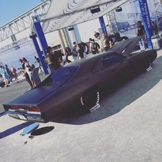 Charger at The SEMA Show Photo by SuperFly Car Magazine
