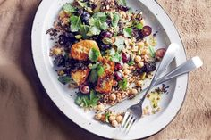 This delicious Asian salad has great texture and is also packed full of flavour.