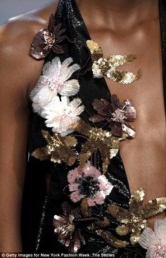 All in the details: Down to the smallest details, every part of the show was eye-catching