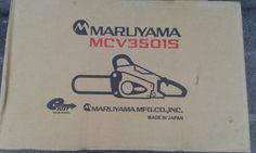 Motoferastrau Maruyama MCV3501S fabricat din Japonia. Made In Japan, Oregon, Memes, Meme