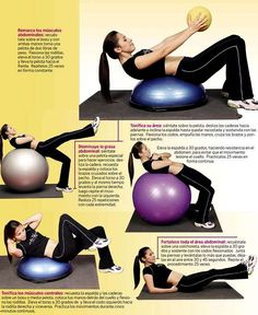 Bosu Workout!  #HedstromPlastics #BOSU #Exercise #Workout