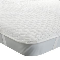 White Double Bed Mattress Protectors | www.zansaar.com