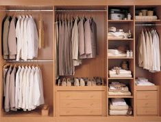New hanging wardrobe storage ideas Bed In Closet, Wardrobe Closet, Built In Wardrobe, Closet Bedroom, Double Wardrobe, Closet Space, Master Bedroom, Fitted Bedroom Furniture, Fitted Bedrooms
