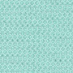 kankaita.com Cotton Pastellikukka 7 - Puuvilla - vihreä