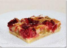 Rebarbarás-epres pite | Fotó: gizi-receptjei.blogspot.hu - PROAKTIVdirekt Életmód magazin és hírek - proaktivdirekt.com