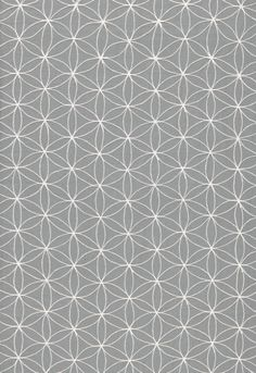 Fabric | Kaleidoscope in Smoke | Schumacher